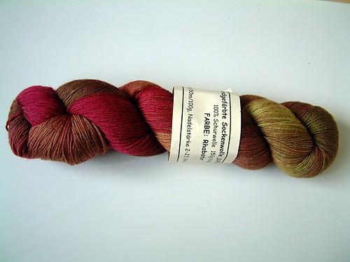 Wollmeise- Rhubarber