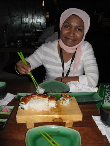 Ifa at Sushi Groove, One Utama