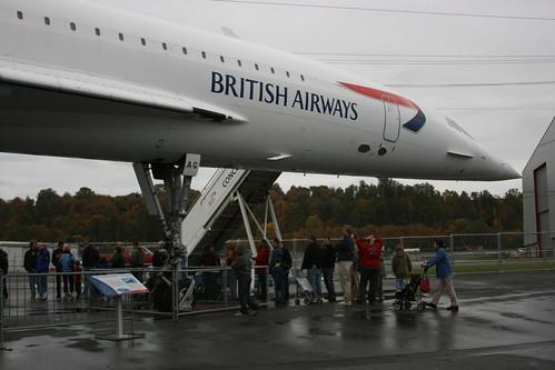 Concord - Boeing Museum