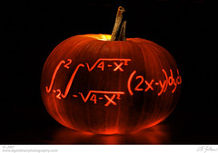 scared? (pixability) Tags: holiday halloween pumpkin carved scary glow geek jackolantern humor math formula calculus pixability gettycollection bgoldmanphotographycom