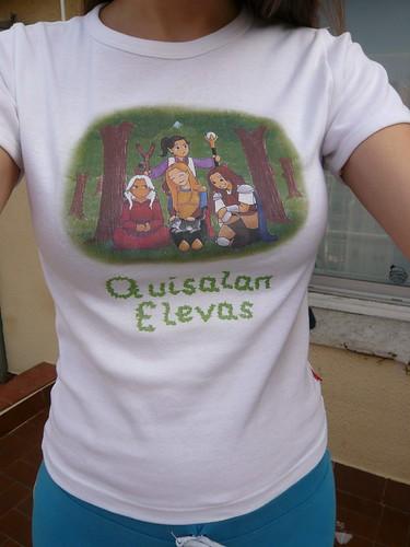 Camiseta de los Caballeros