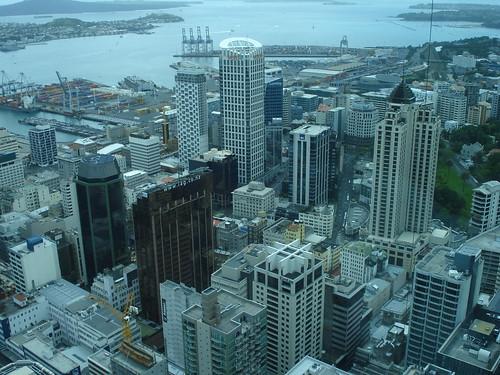 Desde el Sky Tower