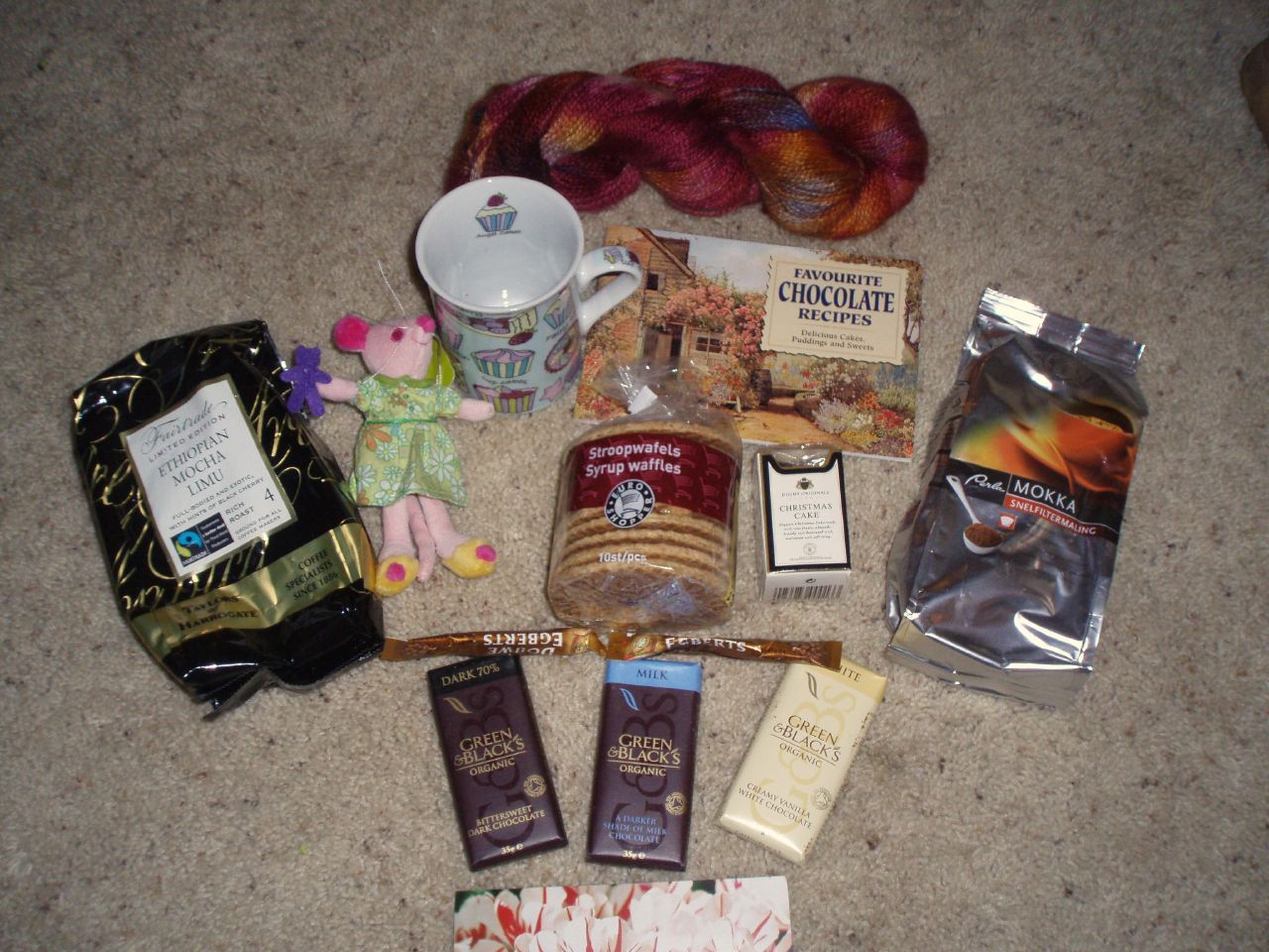 Coffee Swap Goodies!