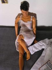 DSCN4016 (Passe par tout) Tags: actionfigure doll bonecas dolls nurse figuras figures enfermeira poupees figuradeacção