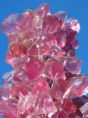 pink lollipops