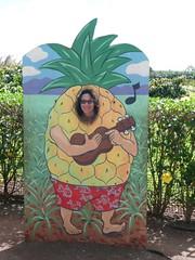 Oahu: Pineapple Princess, Dole Plantation