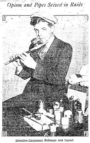 opium flutes