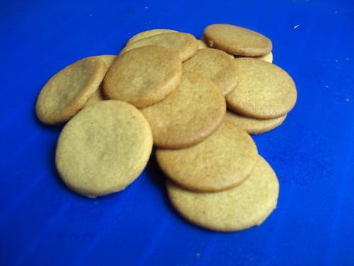morovian spice cookies