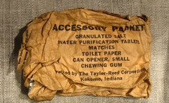 Accessory Packet (8118)