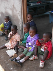 ~ Recess at Faraja (spartan_puma) Tags: africa tanzania orphanage moshi needinfo faraja