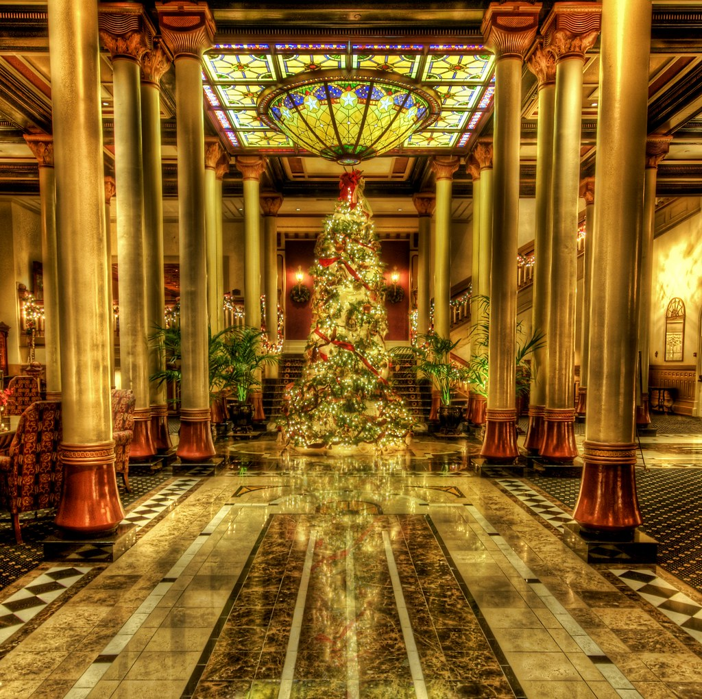 Christmas in the Driskill