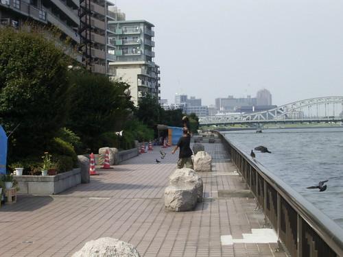 15白髭橋から青テント_04
