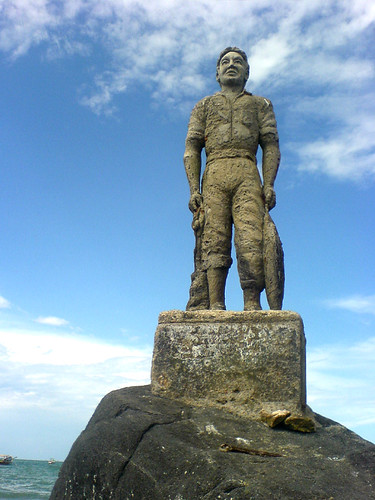 Estátua do grant