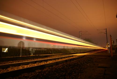Le 18h40 - TGV Paris Rennes