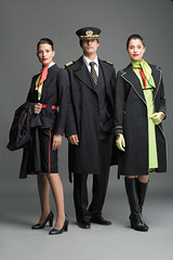 Air Portugal - outerwear (baldpipeguy) Tags: wing white uniforms uniform trousers tie tapairportugal stewardessuniform stewardesses stewardess skirt shoes scarves scarf red portuguese portugal pilot overcoat outerwear neckwear necktie manuelalvesandjosmanuelgonalves male lapels jacket insignia inflight hatband hat green goldbraid gloves flightattendantuniform flightattendantuniforms flightdeck flightattendants flightattendant female epaulettes detail cummerbund cuff crew cockpit cabincrewuniform cabincrew boots blue blouse belt badge airportugal airlines airlinefashion airline accessory 2007
