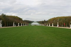 Palace of Versaille - Lawn - Garden