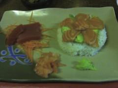 Sushi on January 30, 2008