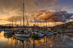victoria BC (mcazadi) Tags: show sunset me clouds boats downtown sailing bc quality sails victoria loveit your pixels goldenglobe anawesomeshot diamondclassphotographer flickrdiamond absolutelystunningscapes