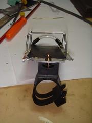 Garmin Etrex bike mount
