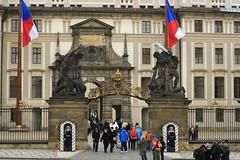 プラハ城へようこそ!