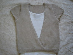 French sleeve sweater