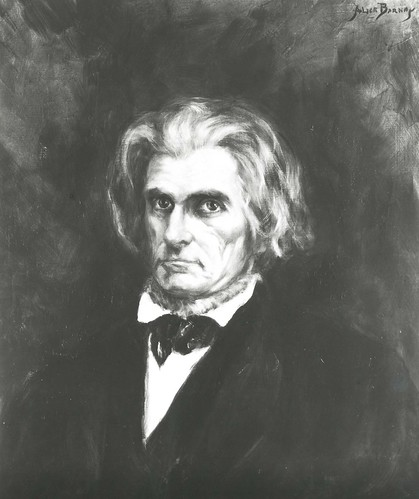 John C Calhoun He was once