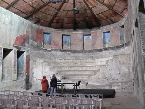 """Cosiddetto """"Maecenas' Auditorium"""""""