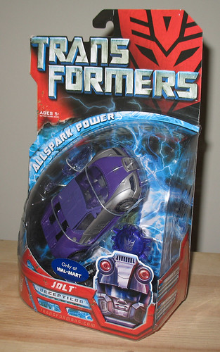 Jolt Transformers 2: Revenge of the Fallen