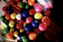 Bubble Gum. (kflanx) Tags: color bubblegum