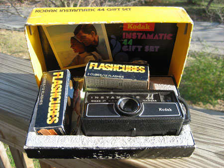 Kodak Instamatic 44