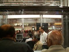 New Hyderabad International Airport Day 1 (Jason D Almeida) Tags: world new india coffee shop airport best class international domestic gandhi arrival hyderabad internation departure malaysian rajiv gmr shamshabad