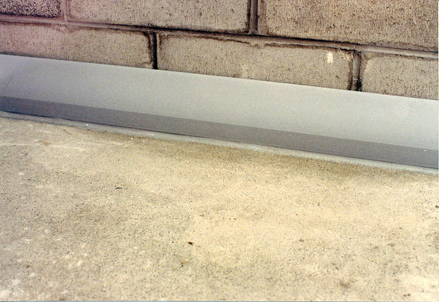 Border Patrol ® Baseboard Waterproofing System | Basement