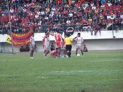 Pertandingan Persiba vs Persis Solo 2006