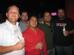 Mike, Gino, Andrew, Gary