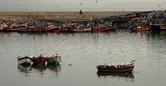 PuertoJadida (alber10) Tags: puerto mar barcas marruecos