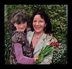 Jane and Sophia Sherwood (Martin Beek) Tags: portrait art portraits painting experimental artist drawing study portraiture oil catalogue facets artworks oldwork portraitsofartists 12x12 originalwork paintingsofpeople mybackpages oilportraits martinbeek artworkinprogress yourmasterpaintings modernportraits paintingandphotography portraitsandlifepaintings janeandsophiasherwood paintingsbymartinbeek martinbeek martinbeeksportraitandlifepaintings paintingsdrawingsandartworks art19802008 portraitsandlifepainting originalartworkbymmeek alifeinart exhibitionatstlukes portraitexhibition paintingsfrom2008 bymartinbeek 20102011 jkpp martinbeekart juliakaysportraitparty martinbeekportraits martinbeeksportraits artfromphotographs juliakayportraitparty2010 recentportraits martinbeeksworks art19802010 portraitsbymartinbeek