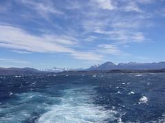 Coyhaique - Perito Moreno - lago