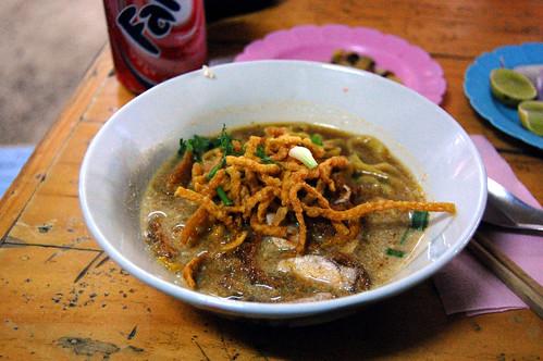 Pork Kao Soi