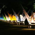 Glowing Paper Cranes thumbnail