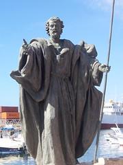 Santa Lucía. Monumento a Santiago Apóstol por falcoba51