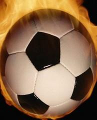 Фото 1 - Футбольным фанам посвящается