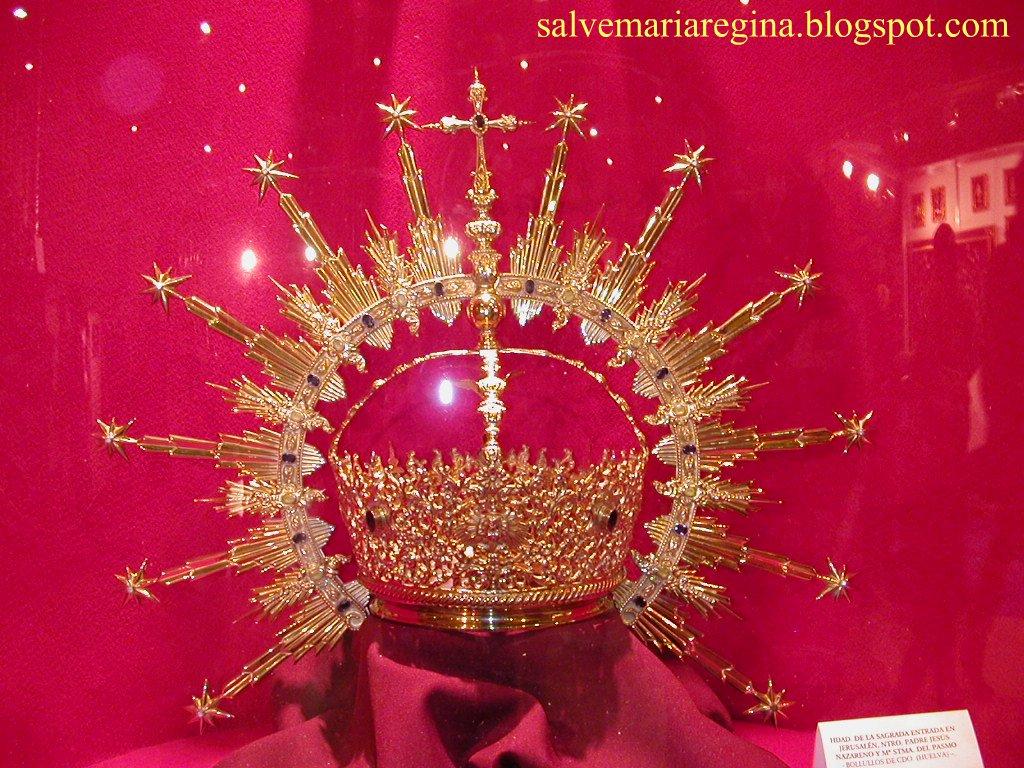 Corona de Nuestra Señora del Pasmo