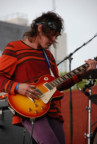 MGMT at McCarren Pool, Brooklyn