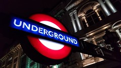 Piccadilly Circus - London (Been Around) Tags: undergroundstation piccadillycircus westend cityofwestminster london metro ubahn england unitedkingdom grosbritannien