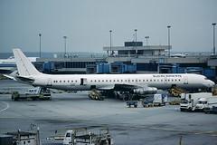 Sudan Airways McDonnell Douglas DC8-61 N30UA (c/n 45888) Leased from Trans International Airlines. (Manfred Saitz) Tags: frankfurt airport fra eddf sudan airways mcdonnell douglas dc8 dc860 dc86 d86 n30ua nreg