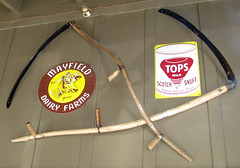 Scythes-R-Us (twm1340) Tags: arizona sign restaurant antique az collection products scotch dairy tops prescott snuff mayfield crackerbarrel scythe snaith