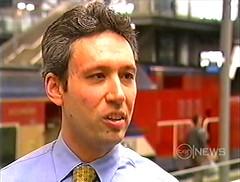 Daniel on Ten News 11/9/2007