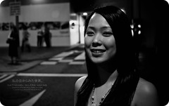 The wifey in B&W. (digitalpimp.) Tags: bw interestingness singapore cityhall scout explore cbd picnik infiniti konicaminolta a300 theworldthroughmyeyes digitalpimp sonyalpha mywinners rafflescityshoppingcentre rachellim nathanhayag konicaminoltaaf28mmf28maxxum bananats