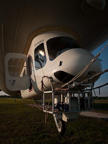Farmer's Airship Gondola Chim