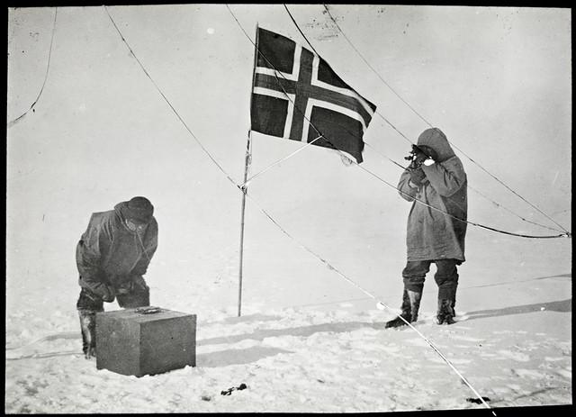 5713729432 d7d9a5ff87 z 100 years since Roald Amundsen conquered the South Pole